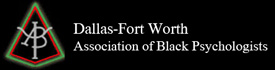 Dallas-Fort Worth Association of Black Psychologists Logo